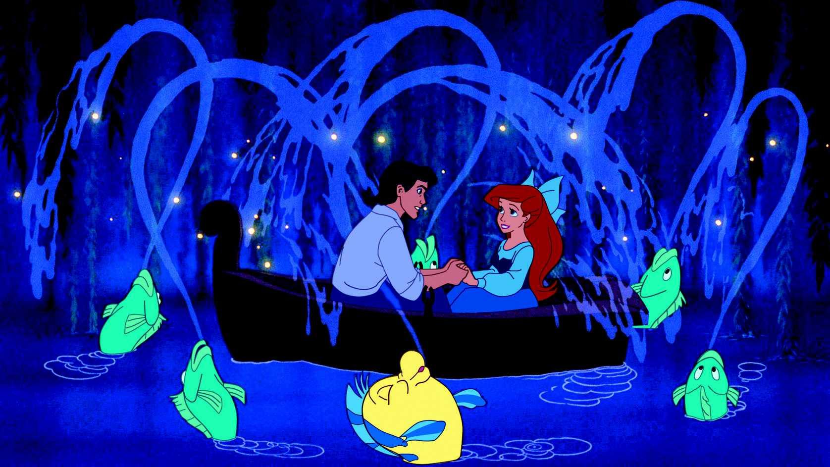 Русалочка и ее принц