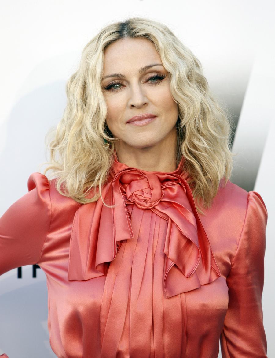 В этом году Мадонна заработала больше всех