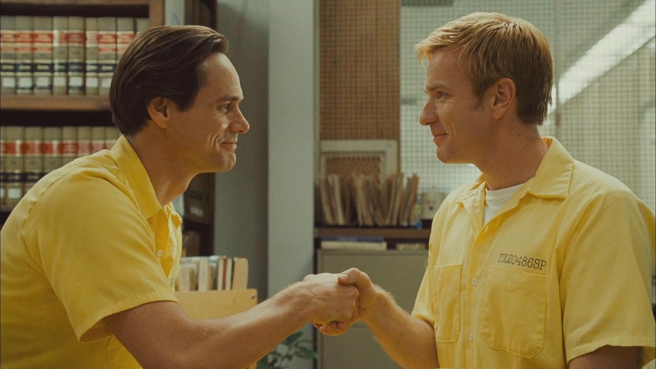 Я люблю тебя, Филипп Моррис - самая необычная роль Джима Керри и Эвона МакГрегора, сыгравших влюбленную пару
