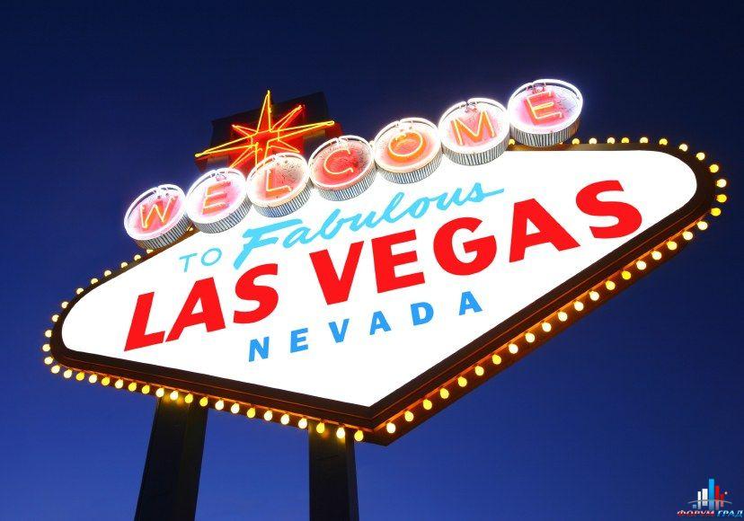 Добро пожаловать с Лас-Вегас