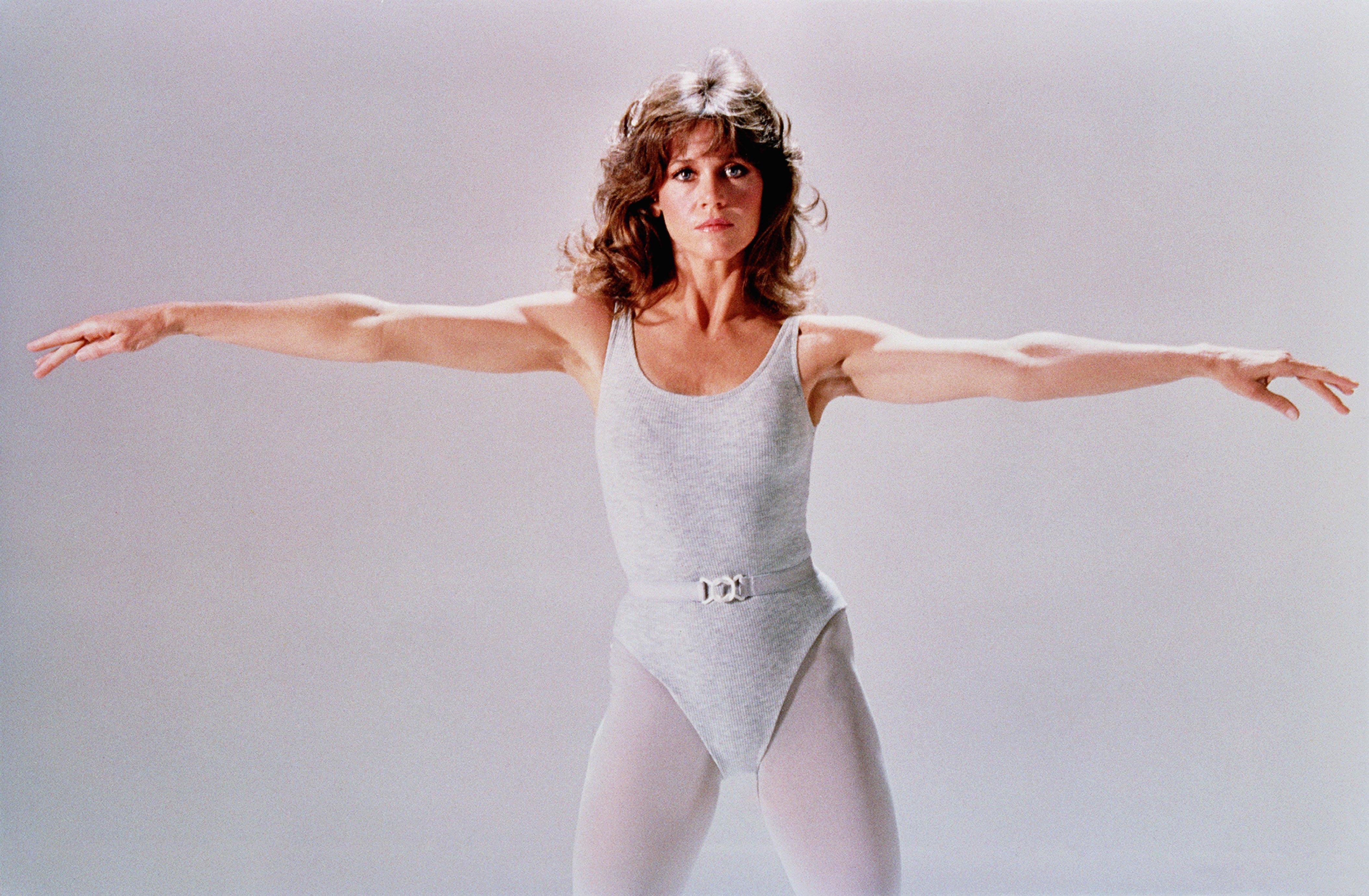 Джейн Фонда любит свое тело. А ты?