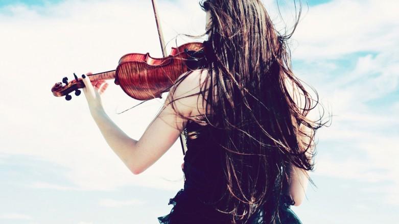 Музыка для твоих волос