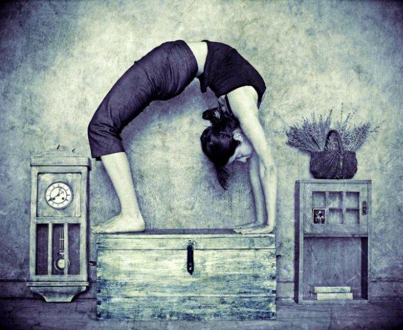 Йога для тебя