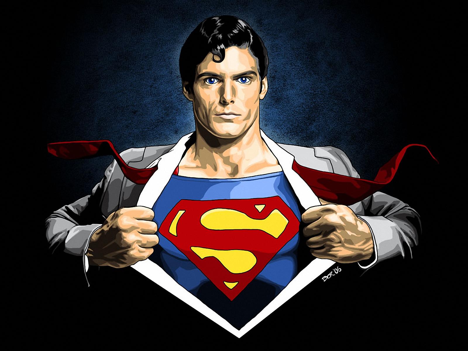 Супермужчина для суперженщины