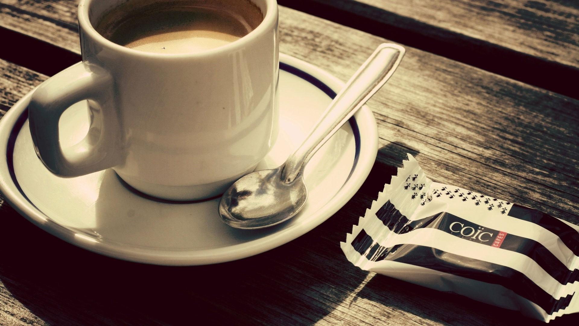 Кофе в меру