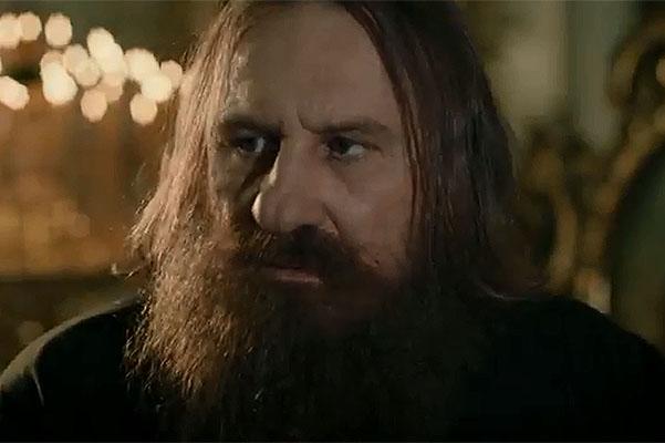 Жерар Депардье в роли Распутина