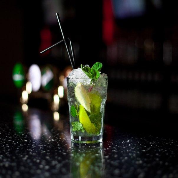 Мохито - любимый напиток Хемингуэя