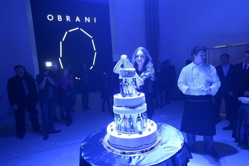 Елена Мигдисова приглашает отведать торт