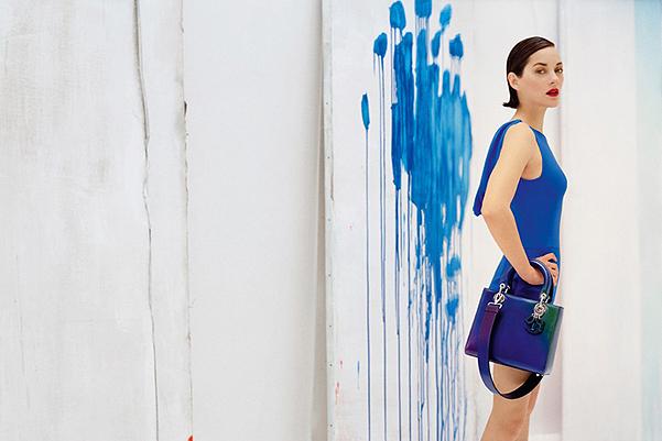 Марион Котийяр для Dior