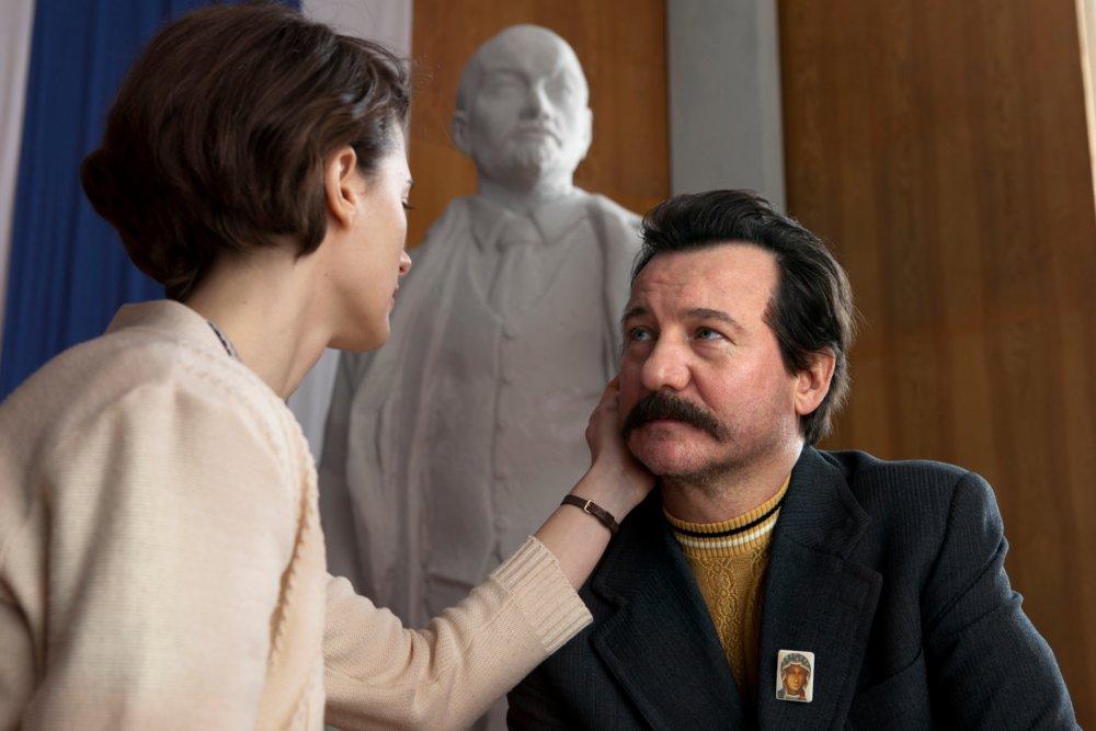Кадр из фильма Валенса. Человек надежды