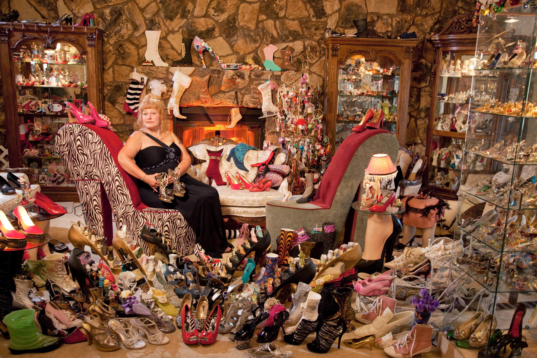 Самая большая коллекция обуви