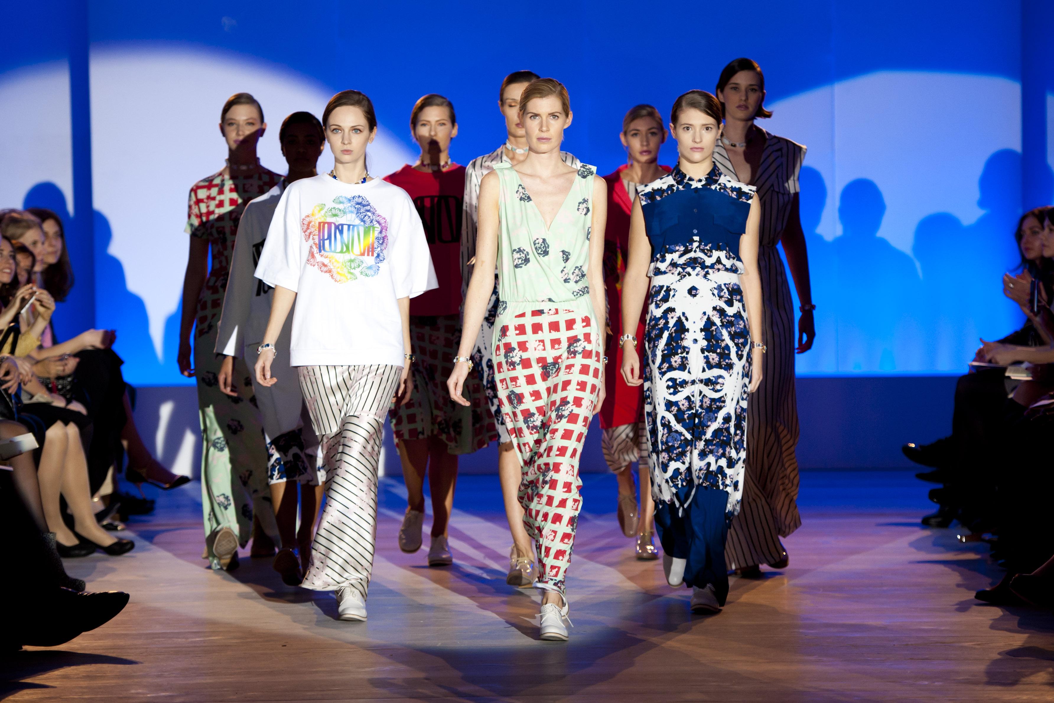 Украинские дизайнеры покоряют лондонский подиум