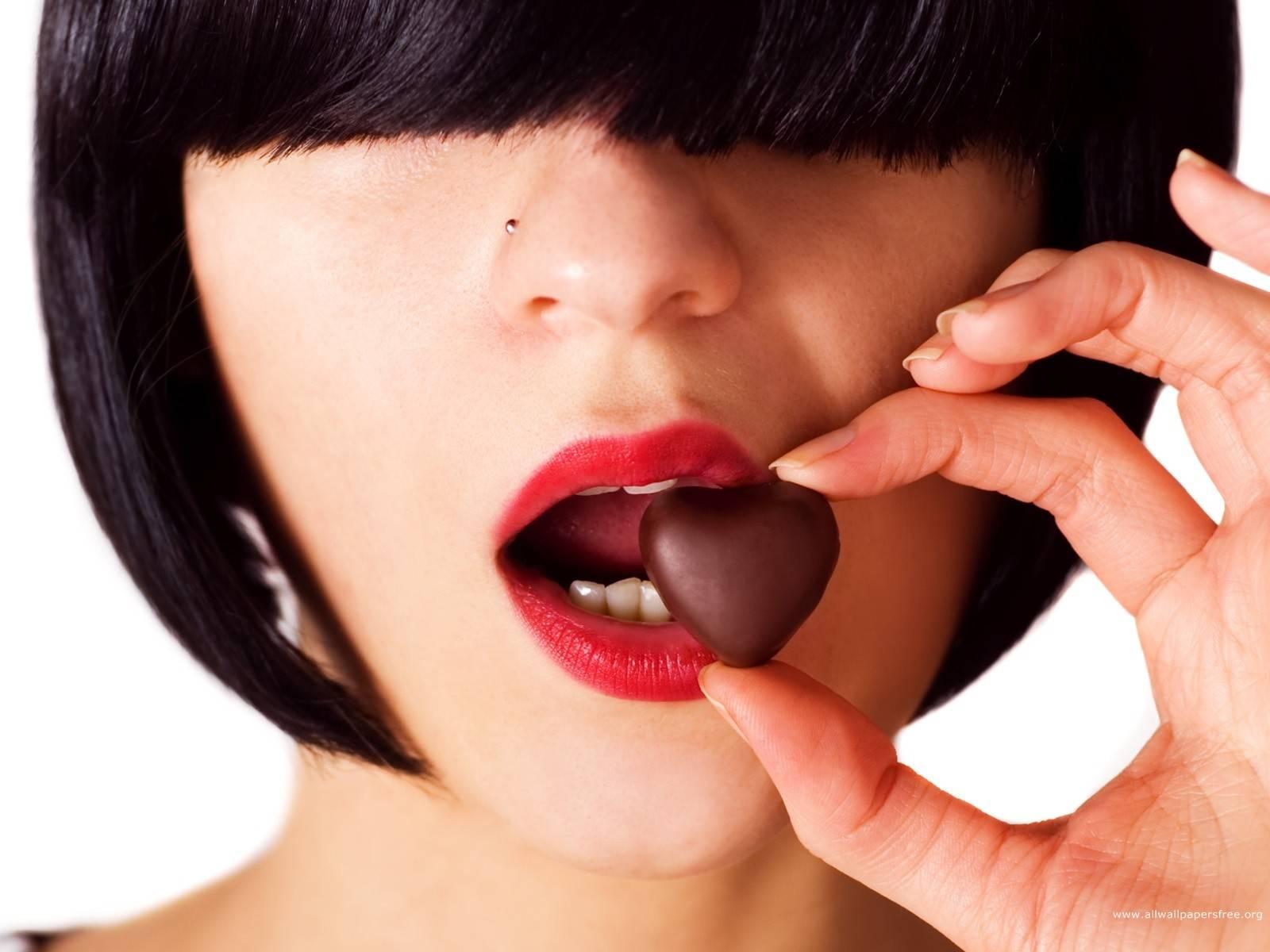 Сладкий вкус на губах поможет придерживаться диеты