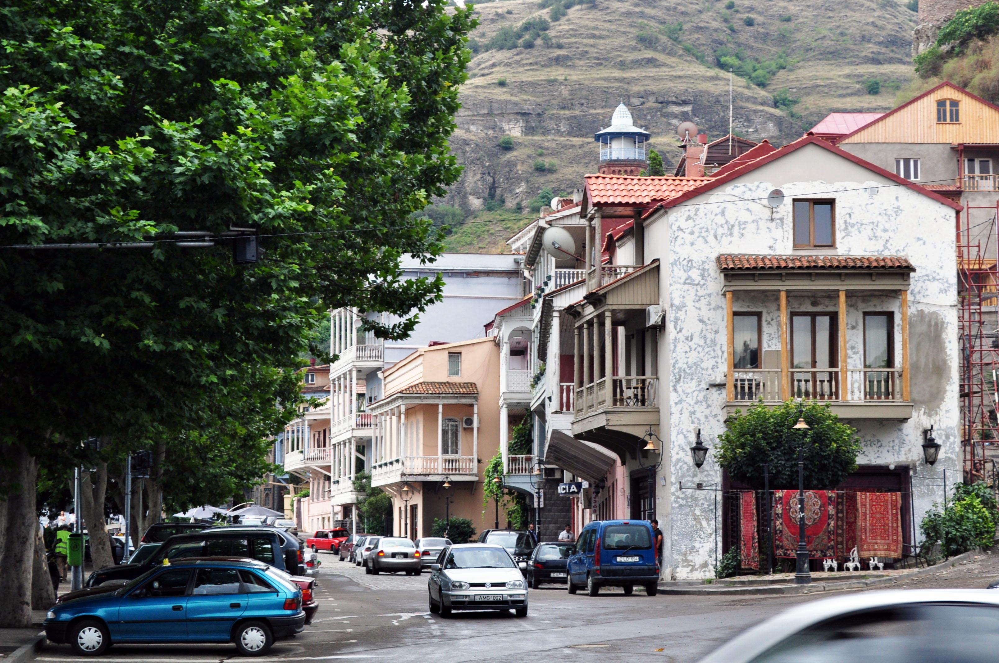 Столица Грузии - Тбилиси