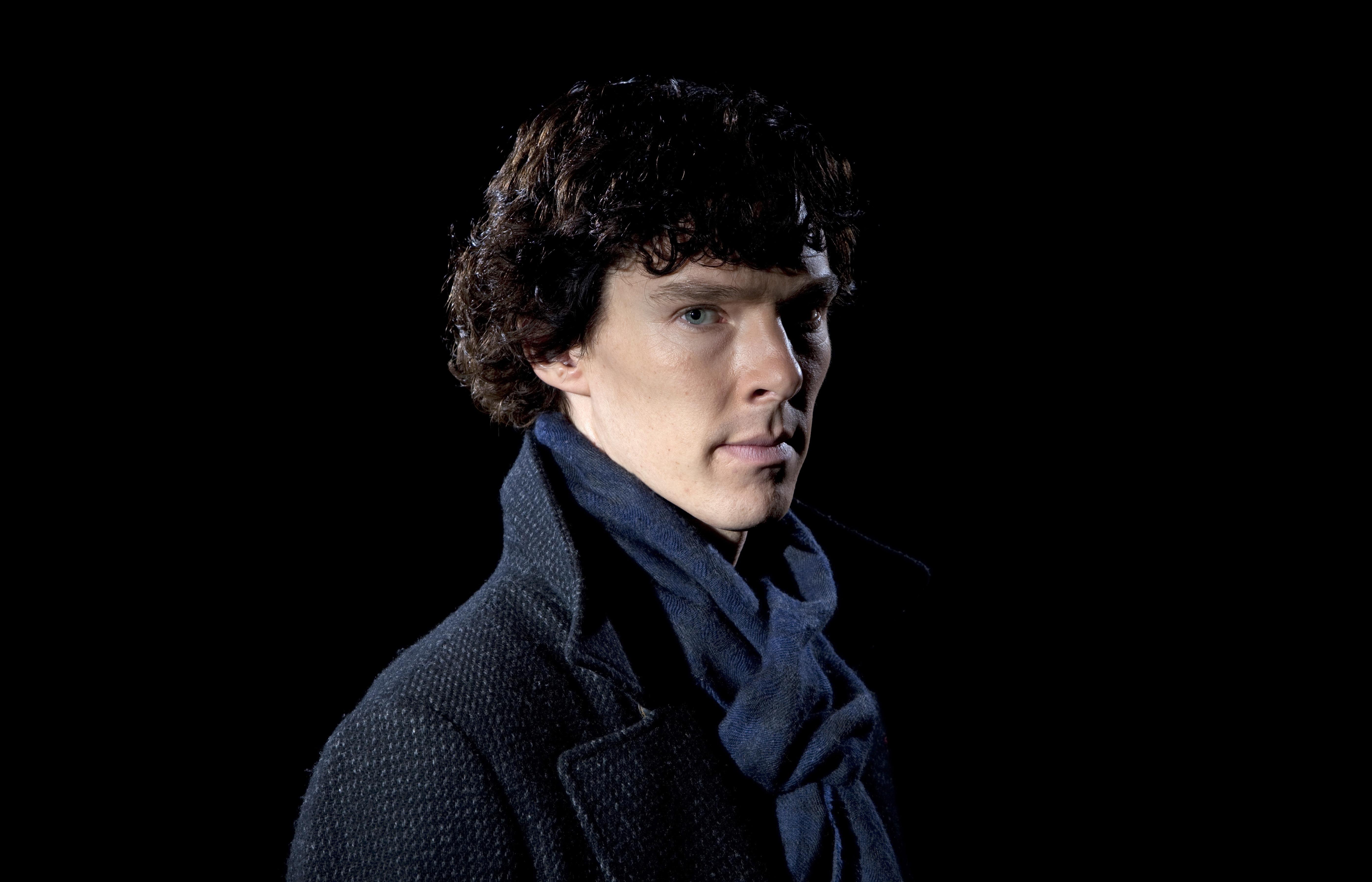 Бенедикт Камбербетч в роли Шерлока