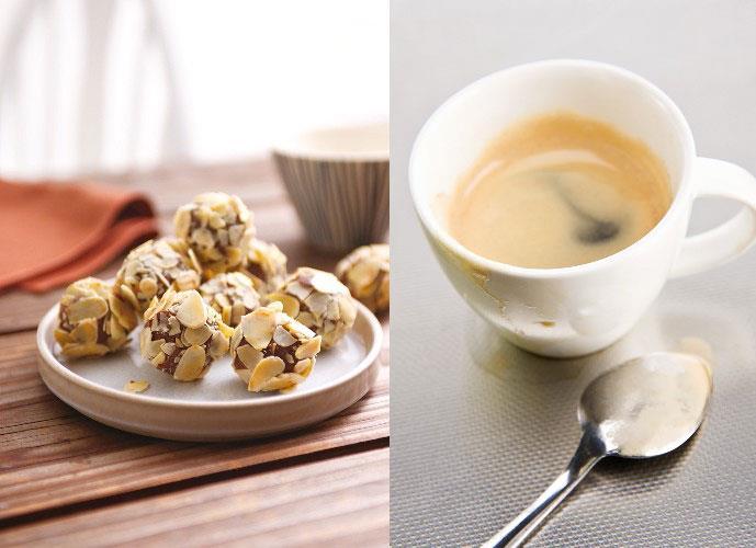 Кофе и шоколадные конфеты - идеальный допинг