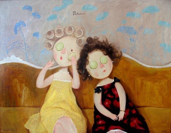 Картина Евгении Гапчинской