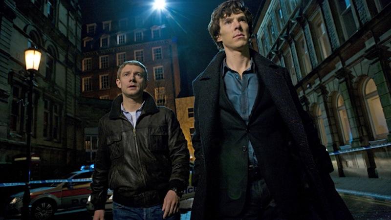 Шерлок Холмс и доктор Ватсон возвращаются на экраны
