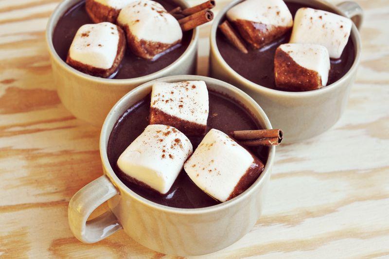 Горячий шоколад для самых горячих