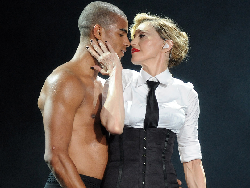 Мадонна и Брахим Зайбат