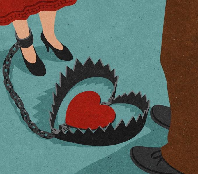 Настоящая близость - это всегда риск