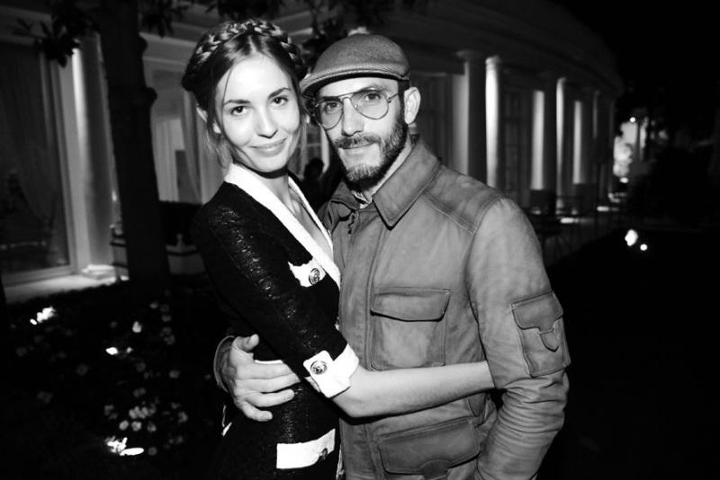 Надя Бендер и Себастьян Жондо