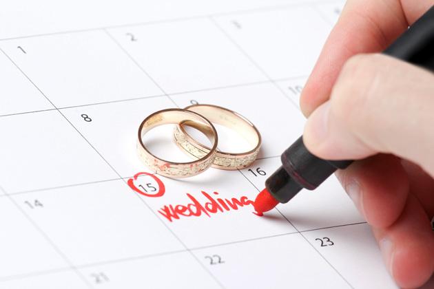 В вашем графике до 30 есть свадьба?