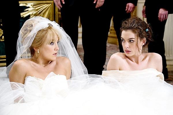 Кадр из фильма: Война невест