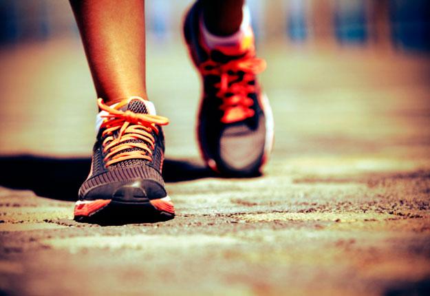 Упражнения для красивой походки