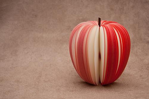 Интересно о яблоках