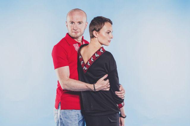Женя и Катя Березницкие (арт-куратор и дизайнер)