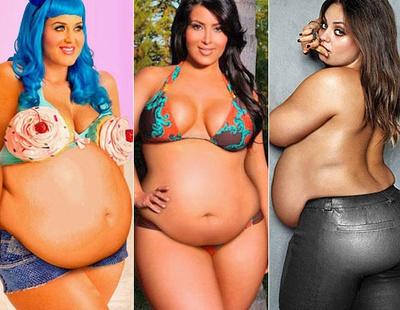 три толстушки кино:
