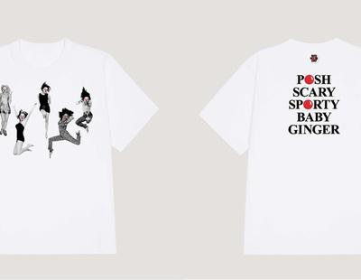 Виктория Бекхэм выпустила футболки с изображением Spice Girls, чтобы помочь  детям c95142e1ddc