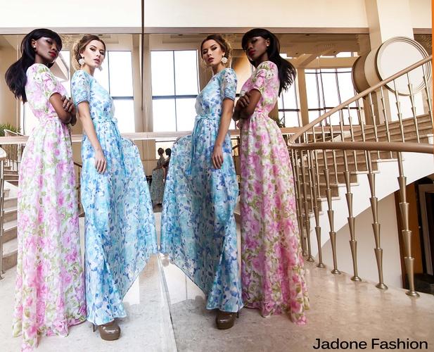 c96fadae5155 Модные платья 2017 весна-лето  тренды, фасоны, цвета - обзор + фото