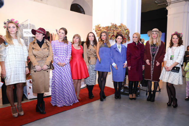 Ukrainian Fashion Week: презентация MON.DAY Atelier