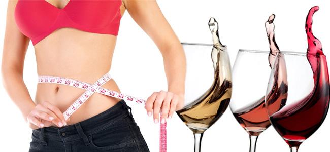 Можно ли алкоголь при похудении?